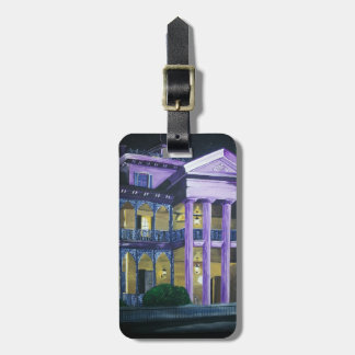 Magical Hauntings Luggage Tag