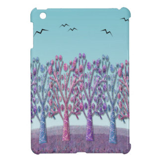 Magical hill iPad mini covers