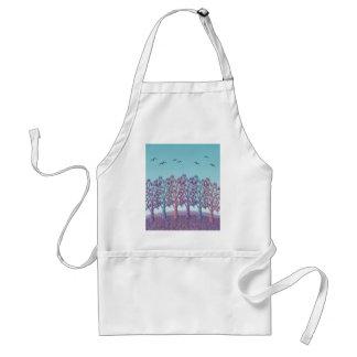 Magical hill standard apron
