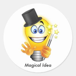 Magical Idea Sticker