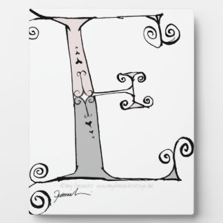 Magical Letter E from tony fernandes design Photo Plaques