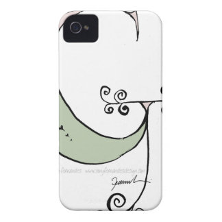 Magical Letter G from tony fernandes design iPhone 4 Case