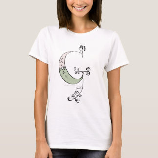 Magical Letter G from tony fernandes design T-Shirt