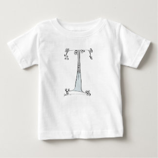Magical Letter T from tony fernandes design Baby T-Shirt