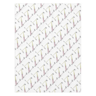 Magical Letter Z from tony fernandes design Tablecloth