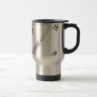 Magical Letter Z from tony fernandes design Travel Mug
