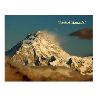 Magical Manaslu Postcard