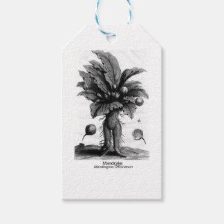 Magical Mandrake Gift Tags