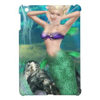 Magical Mermaid iPad Mini Cases