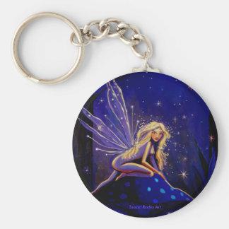 Magical Moonlight Faery - Key ring