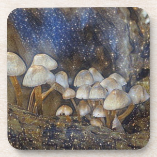 Magical Mushroom Coasters