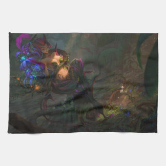 Magical & Mystical Fantasy Tea Towel