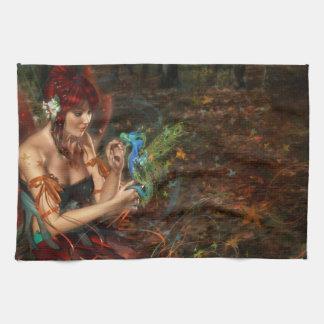 Magical & Mystical Fantasy Tea Towel