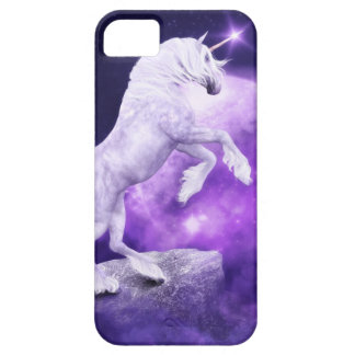 Magical Night Enchanted Unicorn Kingdom iPhone 5 Covers