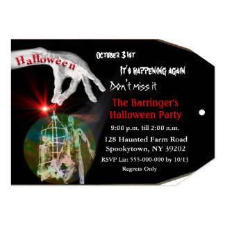 Magical Night Halloween Invitation 2 VIP Pass