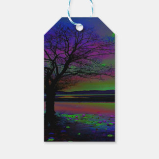 Magical Night Time Gift Tags