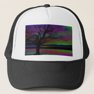 Magical Night Time Trucker Hat