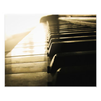Magical Piano Photo Print