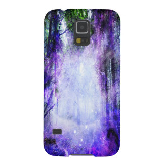 Magical Portal in the Forest Galaxy S5 Cover