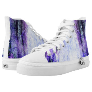 Magical Portal in the Forest High Tops