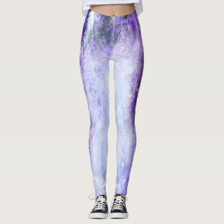Magical Portal in the Forest Leggings