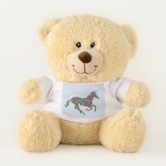 Magical Rainbow Unicorn - Teddy Bear