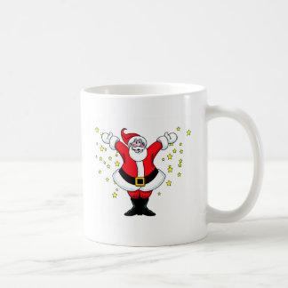 Magical Santa Claus Christmas Mugs