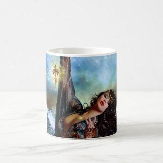 Magical Sea Witch Mermaid Mug Cup