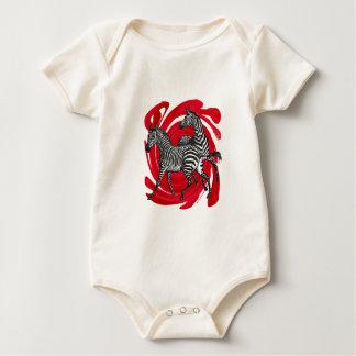 Magical Stripes Baby Bodysuit