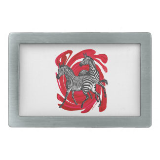 Magical Stripes Belt Buckles