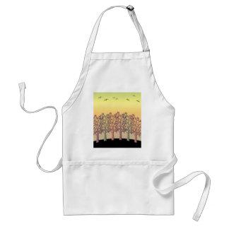 Magical sunset standard apron