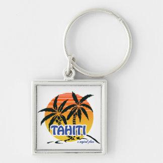 Magical Tahiti Key Ring