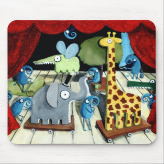 Magical Theatre Mouse Mat