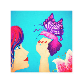 Magical Things 12x12 Canvas Print