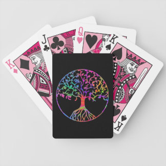 Magical Tree of Life Bicycle Playing Cards