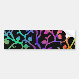 Magical Tree of Life Bumper Sticker