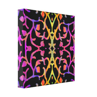 Magical Tree of Life Canvas Print