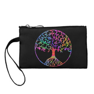 Magical Tree of Life Coin Purse