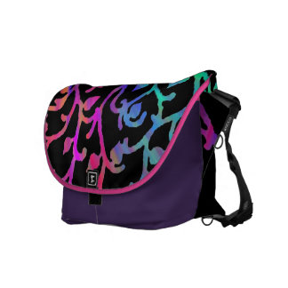 Magical Tree of Life Courier Bags