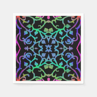 Magical Tree of Life Disposable Napkin