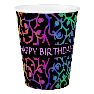 Magical Tree of Life Paper Cup