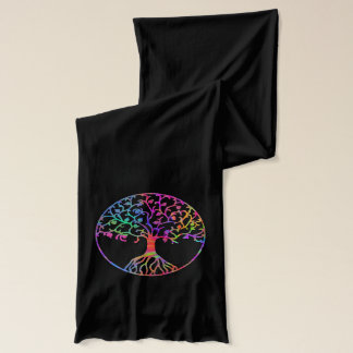 Magical Tree of Life Scarf