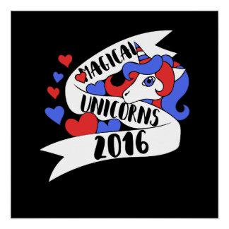 Magical Unicorn 2016 Poster