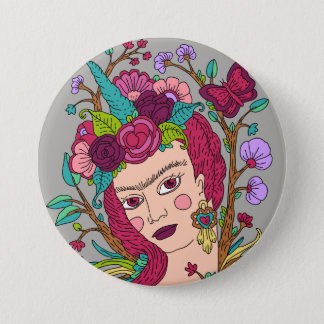 Magical Unicorn Button