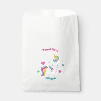 Magical Unicorn Favour Bag