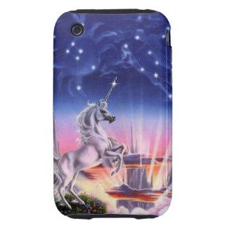 Magical Unicorn Kingdom iPhone 3 Tough Cover