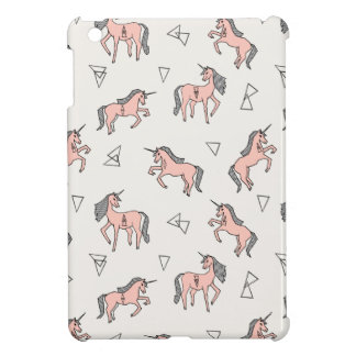 Magical Unicorn Love - Pale Pink / Andrea Lauren iPad Mini Case