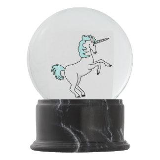 Magical Unicorn Snow Globe