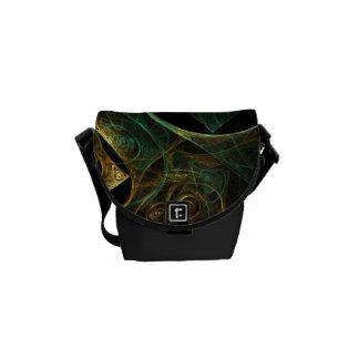 Magical Vibrations Abstract Art Mini Bag Commuter Bag