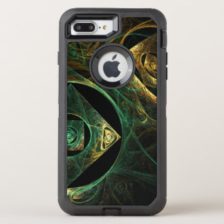 Magical Vibrations Abstract Art OtterBox Defender iPhone 8 Plus/7 Plus Case